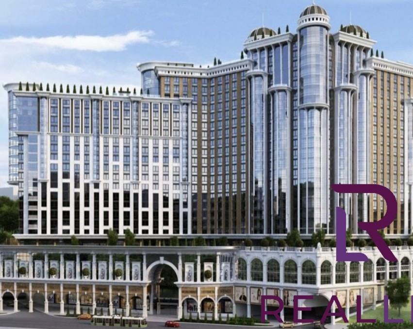 Продажа видовой квартиры в ЖК Podil Plaza & Residence